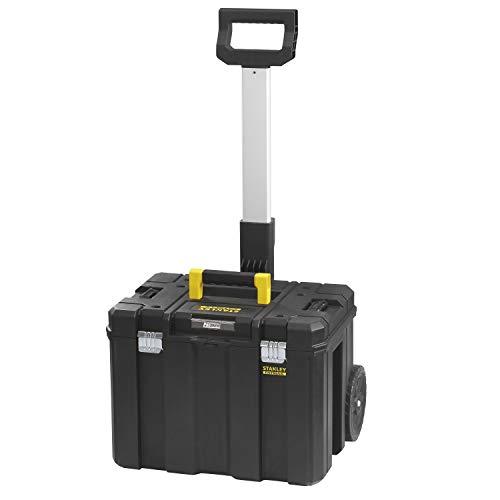 STANLEY FMST1-75753 - Caja de almacenamiento móvil TSTAK, capacidad 30 Kg