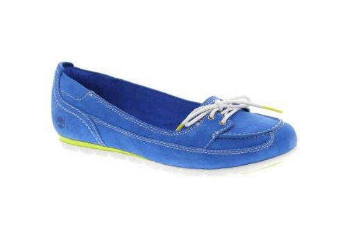 Timberland EK Earthkeepers Harborside Boat Slip-On Ballerina Bootsschuhe verschiedene Farben 8166A 8948R 8953R 8951R, Schuhgröße:EUR 38, Farbe:Royal Blue 8948R