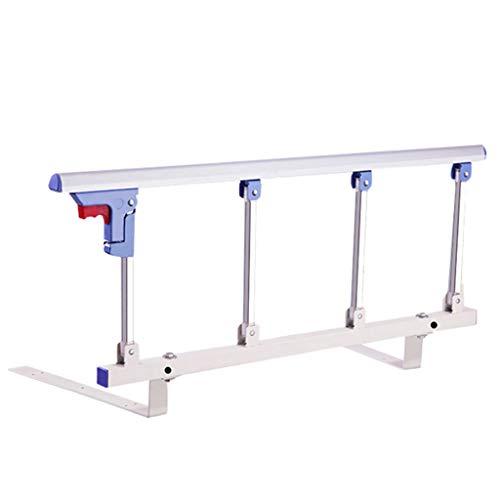 YSDHE Bettgitter Faltbare Sicherheit Bedrail Metall Bettwächter Sicherheit Schutzwache, Anti-Fall Bett Geländer Für Kleinkind Baby Und Kinder -