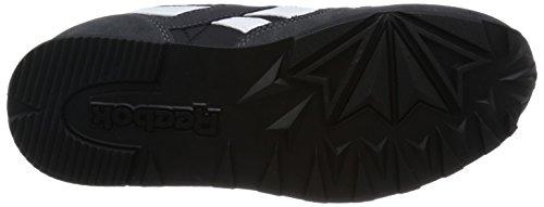 Reebok Classic Sport, Sneakers Basses Homme gravel/black/teal/energy