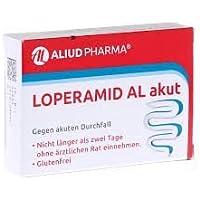Loperamid AL akut, Spar-Set 4x10Hartkapseln. Schnelle Hilfe bei akutem Durchfall, zur kurzzeitigen Anwendung.... preisvergleich bei billige-tabletten.eu