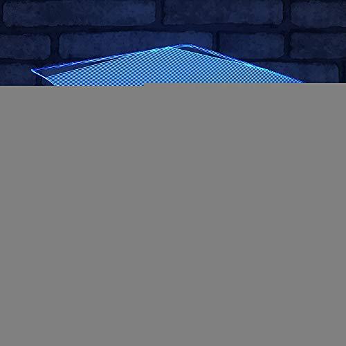 YDBDB Nachtlicht Abschluss Geschenke Bachelor Hut Nachtlichter Usb Led 3D Lampe Kinderzimmer Licht Weiß Basis Schöne 7 Farbwechsel Kinder Lampe -