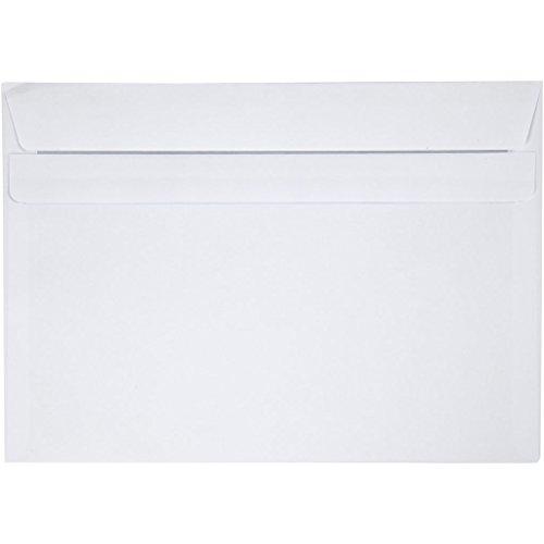 Enveloppes standards, C5 16,2x22,9 cm, 120 gr, 50pièces