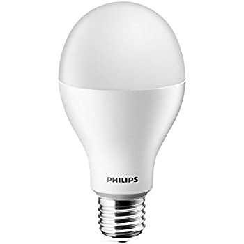 Philips 18W(=130W) Mega Bright LED Bulb Lamp Light E26(=E27 ...