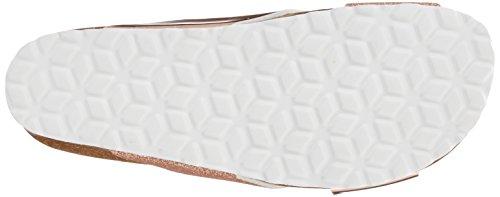 Geka Bioline Prime, Zapatillas De Cuello Bajo Para Mujer Rosa (rosa / Purpurina Rosa / Purpurina)