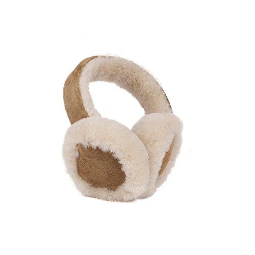 Brompton Earmuffs - Chestnut