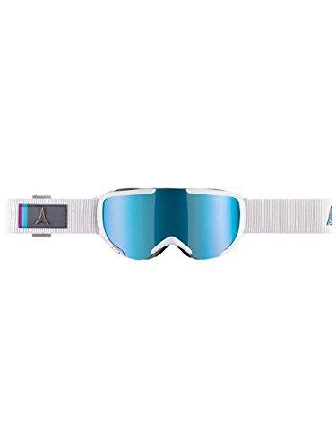 Atomic Savor3 s 2016 & Mascherina da sci da Snowboard, colore: bianco, Blue & Xtra obiettivo