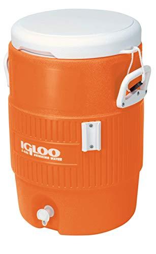 igloo - 5 Gallon Seat Top - Getränkespender mit Zapfhahn - 19 Liter