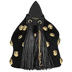Saint Laurent Luxury Fashion Femme MCGLBRE000006032I Noir Sac Porté Épaule | Saison Outlet