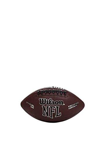 99352efb35c96 WILSON F1455 NFL Tous Les Pro Jeu de Football (Taille Officielle)