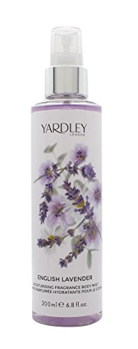 Yardley London inglese lavanda fragranza Mist 200 ml