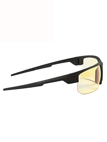 Blau lichtundurchlässige Computer-Brille Vintage, Anti-Augen-Glare Computer Game Brillen Unisex-Brille Augengläser für Computer-und Gaming