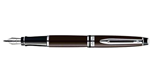 Waterman Expert S0953780 Penna Stilografica M, Nero