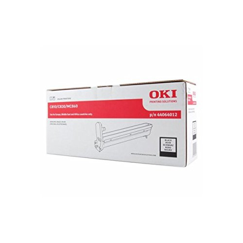OKI 44064012 C810, C830, MC860 Trommel 20.000 Seiten, schwarz