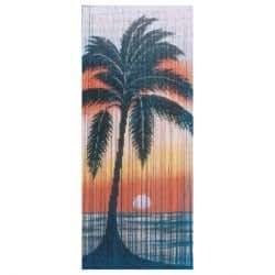 Rideau de Porte - Bambou Palmier