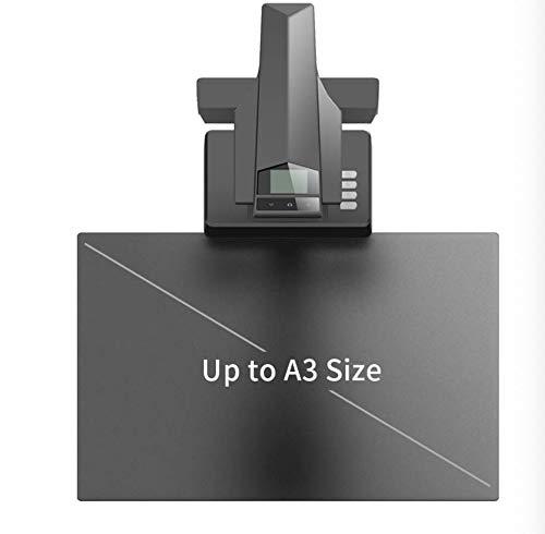 CZUR ET16 Plus Scanner mit Einknopf-Bedienung Dokumentenscanner für Bücher Dokumente Materialien Bilder - 5