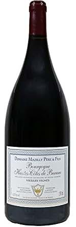 Magnum Bourgogne Hautes Côtes de Beaune, Vieilles Vignes, Domaine Mazilly (Bourgogne), 2012 150cl - vin rouge