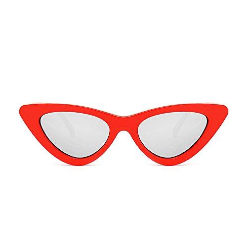 WooCo Cat Eye Sonnenbrillen für Damen und Herren, Heißer Verkauf Unisex Fashion Polarized...