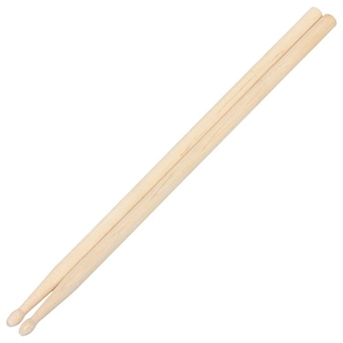 Childhood 1 paire 5A Wood Drum Sticks Baguettes pour Wii PS2 PS3 Xbox 360