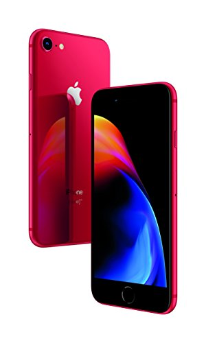 Apple iPhone 8 (Red, 256GB)