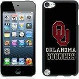 Ncaa Football 12 (Ncaa Big 12 Conference Big12 Football Oklahoma Sooners 3 Black Shell Case for iPod Touch 5,Unique Cover)