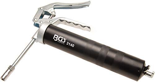 BGS 3140 | Einhand-Fettpresse | 500 cm³ | inkl. Düsenrohr und Mundstück