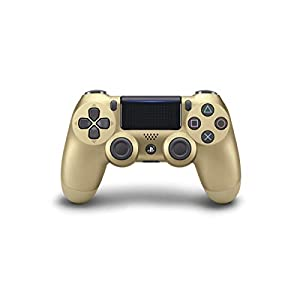 PlayStation 4 – DualShock 4 Wireless Controller, gold (2016)