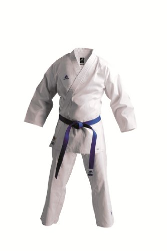 Adidas K220K Karate-Uniform, Unisex