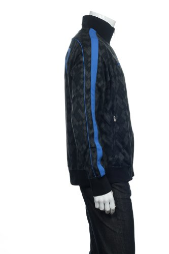 Nike Inter Mailand Authentic N98 Men's Jacket Noir/bleu roi