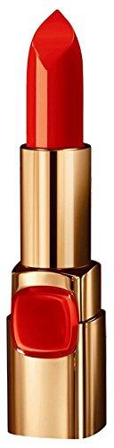 L\'Oréal Paris Color Riche Moist Matte Lipstick, 237 Bright Red, 3.7g