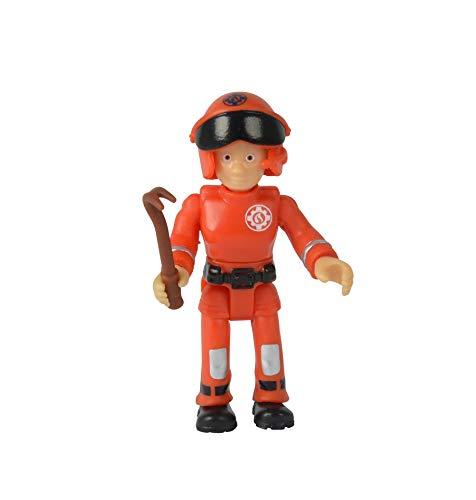 feuerwehrmann sam ei Idealtrend Simba Feuerwehrmann Sam Einzelfigur mit 9tlg Zubehör im Ei Spiel Figur: Farbe: Penny