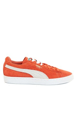 Chaussures Suede Classic Wns.Cor Orange