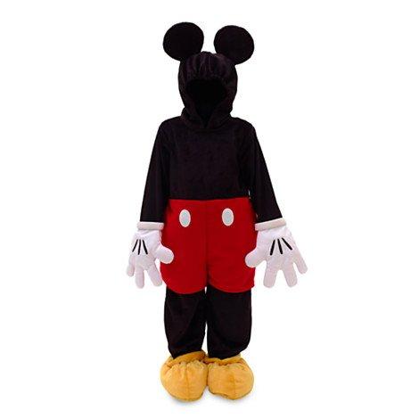 Disney original - Micky Maus - 3D Kostüm für Kinder / Babykostüm - Alter 3 (Story Kostüm Toy Barbie)