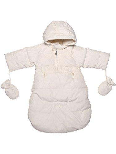 Oceankids Baby Jungen Beige Gemütlich Gepolsterter Schneeanzug 6-9 Monate (Bunting Gemütliche)
