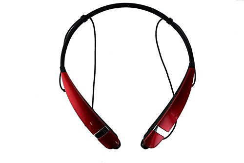 a87825e849c Buy LG Tone Pro HBS-760 Wireless Bluetooth Earphones (Red) Online at ...