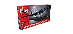 Airfix - Avro Lancaster, avión 1:72, B.III Kit de modelo de avión The Dambusters (A09007)
