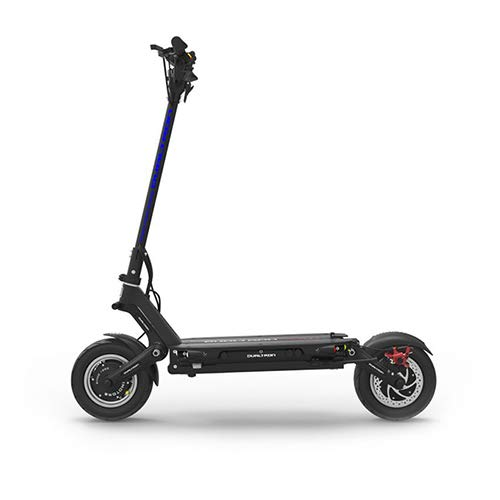 Minimotors Trottinette électrique Dualtron 3, 3600W, 70km d'autonomie Mixte Adulte, Noir, L