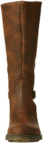 Rocket Dog Damen Tanker Biker Boots Braun (BROWN C00)