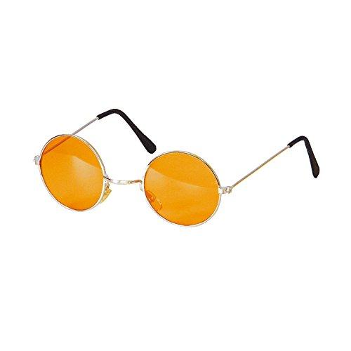 Unbekannt Aptafêtes Mädchen Sonnenbrille mehrfarbig Orange one size