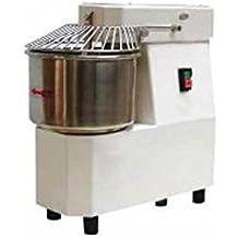 amasadora a espiral para masa para pan y pizza Capacidad 15 L