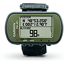"Garmin Foretrex 401 - Reloj GPS (100 x 64 Pixeles, LCD, 35.6 x 22.9 mm (1.4 x 0.9 ""), 87.3 g, 750 mm, 230 mm)"