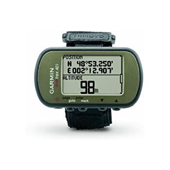 Garmin - Foretrex 401 - Navigateur GPS au poignet