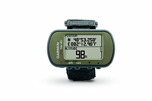 "Garmin Foretrex 401 - Reloj GPS (100 x 64 Pixeles, LCD, 35.6 x 22.9 mm (1.4 x 0.9""), 87.3 g, 750 mm, 230 mm)"