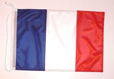Bootsflagge Frankreich Bootsfahne NEU Fahne Flagge [Misc.]