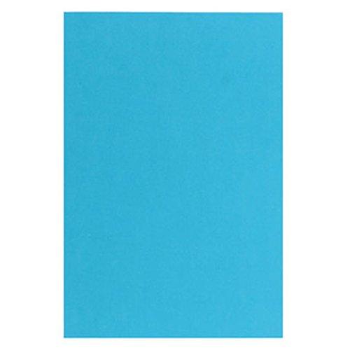 blu scuro per decorazioni fai da te per casa in schiuma EVA glitterati feste e bricolage ufficio Kraftz/®,/confezione da 10/fogli adesivi dimensioni A4