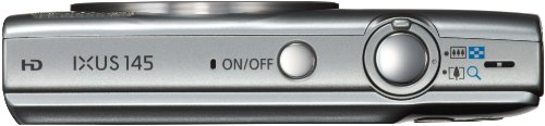 Canon IXUS 145 Digitalkamera (16 Megapixel, 8-fach opt. Zoom, 6,8 cm (2,7 Zoll) LCD-Display, HD-Ready) silber - 6