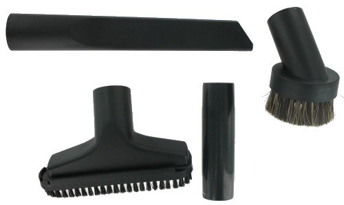 Value Concepts Set accessori per aspirapolvere Numatic modelli Henry/Hetty/Edward/George/Basil/James 32 confezione da 4