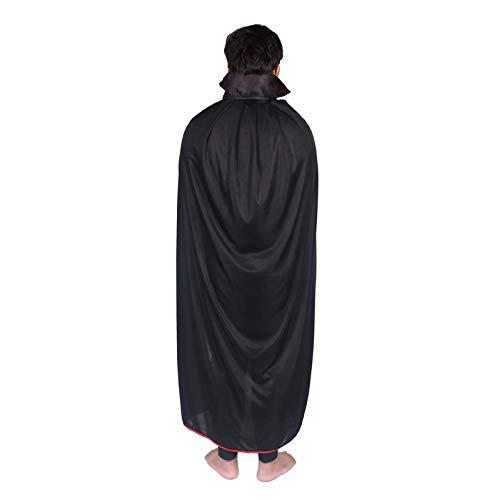 Halloween Cloak Horror Thema Make-Up-Kostüme Festival Themen Mantel (Verschiedene Optional),2