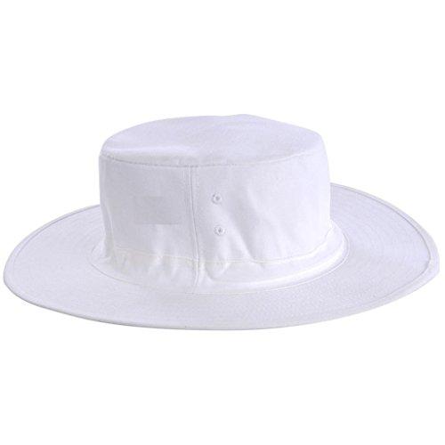 Zacharias Men's Cotton Cricket Umpire Hat White