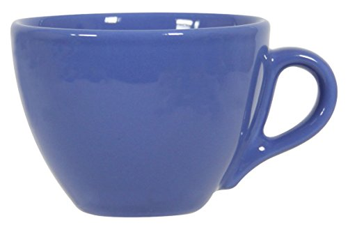 Novastyl 8011739.0 Ibiza Tasse Faïence Bleu 20 Cl Lot de 6